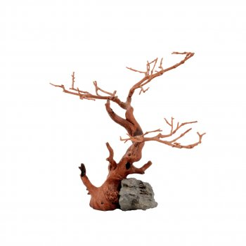 "Декорация Tetradon ""Коряга на камнях штучная"" 24.5*18*19 см TB226AS"