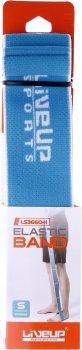 Еспандер з петлями LiveUP Resistance Band Блакитний (LS3660-H)