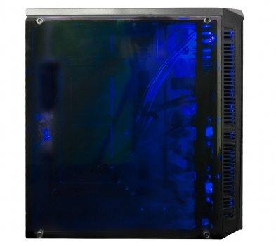 Корпус Frime Fusion Blue LED USB 3.0 без БП (Fusion-U3-315BLF-WP)