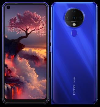 Мобільний телефон Tecno Spark 6 4/128 GB Ocean Blue