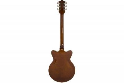 Гитара полуакустическая GRETSCH G2655 STREAMLINER w V-STOPTAIL LR SINGLE BARREL STAIN