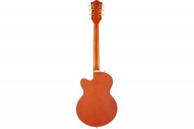 Полуакустическая гитара GRETSCH G5655TG ELECTROMATIC CENTER BLOCK JR. ORANGE STAIN