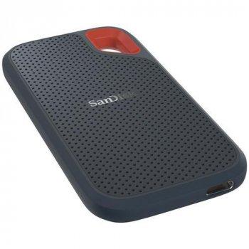 Портативний Накопичувач SSD SanDisk E60 2TB Rugged USB 3.1 Gen 2 Type-C (SDSSDE60-2T00-G25)