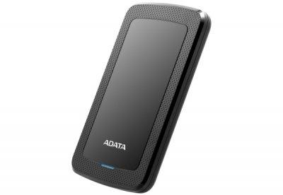 """Зовнішній жорстку диск ADATA 2TB 2.5"""" USB 3.2 HV300 Black (AHV300-2TU31-CBK)"""