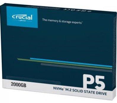 SSD-накопичувач MICRON M. 2 2280 2TB (CT2000P5SSD8)