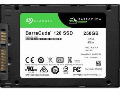 """SSD-накопичувач Seagate 2.5"""" 250GB (ZA250CM1A003)"""