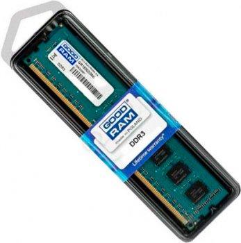 Оперативна пам'ять Goodram DDR3-1600 8192MB PC3-12800 (GR1600D364L11/8G)