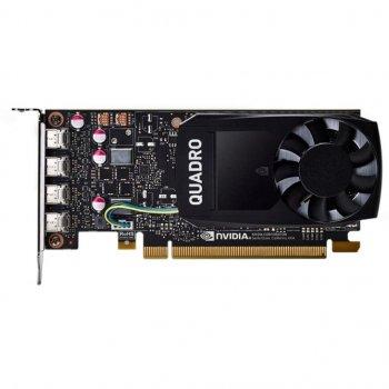 Відеокарта QUADRO P1000 4096MB PNY (VCQP1000V2-SB)
