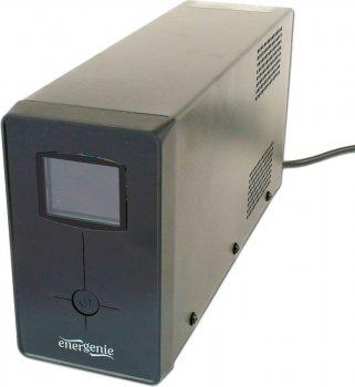 Джерело безперебійного живлення EnerGenie EG-UPS-031 650VA LCD
