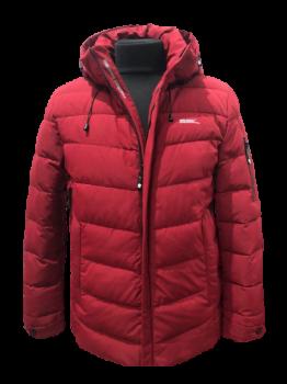 Куртка мужская зимняя MALIDINU M-19760 бордовая