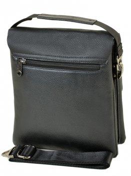 Сумка-планшет из кожзама DR. BOND 309-3 black