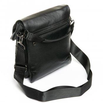 Мужская сумка из кожзама DR. BOND 315-3 black