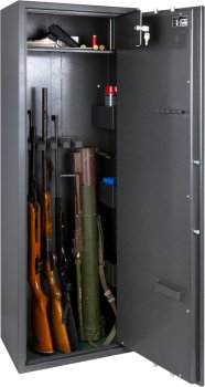 Сейф збройовий SAFETRONICS MAXI 5PE-M