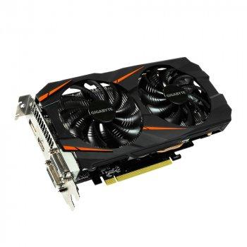 Відеокарта Gigabyte GeForce® GTX 1060 WINDFORCE OC 3G