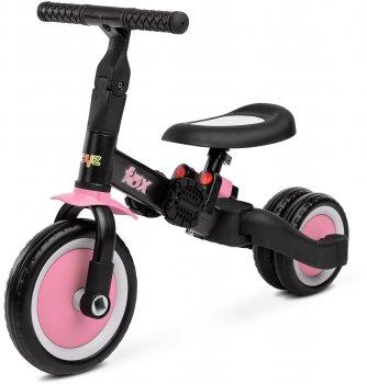 Велосипед Caretero Toyz Fox 2 в 1 Pink (TOYZ-0260)