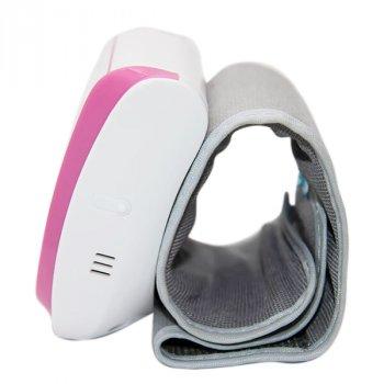 Японський автоматичний тонометр Medica-Plus Press 402 PN з манжетою Blood Pressure Monitor Original Гарантія 1 рік Рожевий