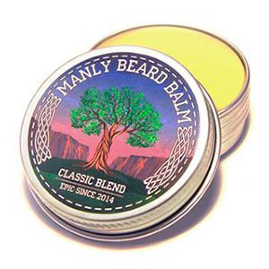 """Чоловічий бальзам для бороди MANLY BEARD BALM """"classic"""", MANLY, 50 мл"""