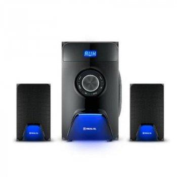Акустична система REAL-EL M-570 black