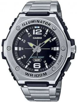 Чоловічі наручні годинники Casio MWA-100HD-1AVEF