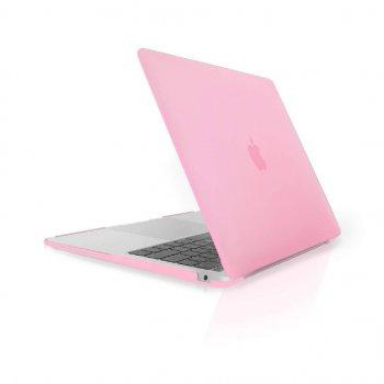 "Чохол-накладка CaseFashion для MacBook Air 13"" (2018-2020) Matte Pink"