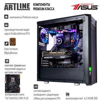 Компьютер ARTLINE Gaming X99 v28