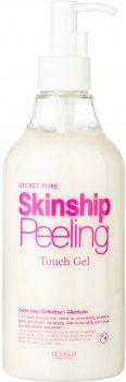 Пилинг-скатка Увлажняющая Elizavecca Sesalo Skinship Peeling Touch Gel 500 мл (8809071368826)