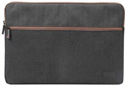 "Чохол для ноутбука Promate Portfolio-M 13"" Black (portfolio-m.black)"