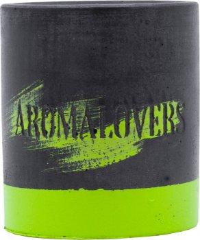 Ароматична соєва свічка в бетоні Aromalovers Зелений чай і лимон 240 г (ROZ6206102586)