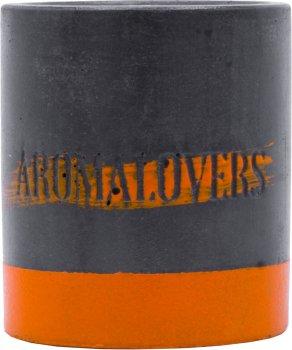 Ароматична соєва свічка в бетоні Aromalovers Апельсин з корицею 240 г (ROZ6300000037)
