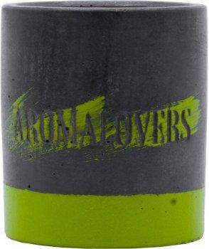 Ароматична соєва свічка в бетоні Aromalovers Wood Story 240 г (ROZ6300000038)