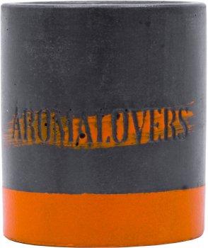 Ароматична соєва свічка в бетоні Aromalovers Гарбузовий пиріг 240 г (ROZ6300000039)