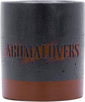 Ароматична соєва свічка в бетоні Aromalovers Кавове зерно 240 г (ROZ6300000928)