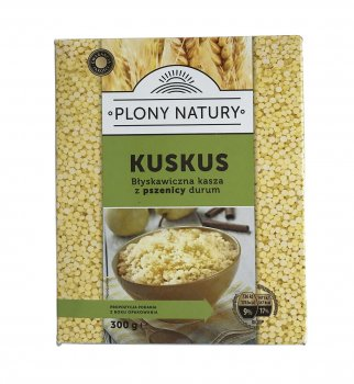 Кускус Plony Natury Kuskus 300 г