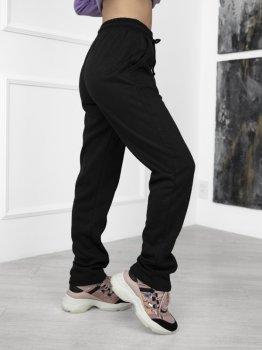 Спортивні штани ISSA PLUS 12255 Чорні