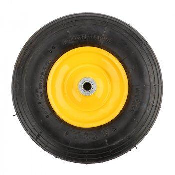 Колесо на тачку Budmonster пневмо 3,5х6 арт. 01-001 модель 01-048 (57018)
