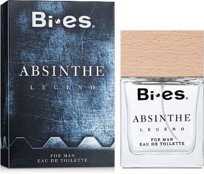 Мужская парфюмерия Туалетная вода Bi-Es Absinthe Legend man edt 100ml (5902734840158)