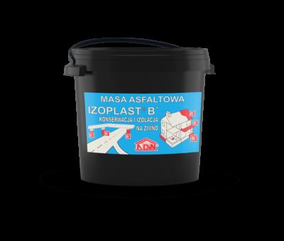 Бітумна мастика на основі органічного розчинника Izoplast B 20 кг.