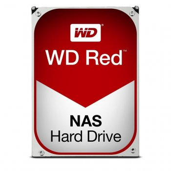 Жорсткий диск Western Digital SATA 8TB 6GB/S 256MB RED WD80EFAX WDC WD