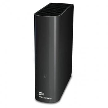 """Зовнішній жорсткий диск USB3 4TB EXT.3.5"""" WDBWLG0040HBK-EESN Western Digital"""