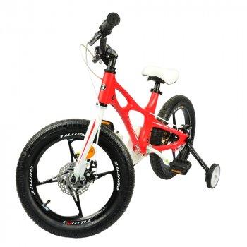 "Детский велосипед RoyalBaby Space Shuttle 16"" Красный (RB16-22-RED)"