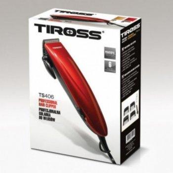Машинка для стрижки волосся Tiross TS-406