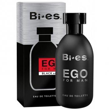 Мужская парфюмерия Туалетная вода Bi-Es Ego Black man edt 100ml (5905009043360)