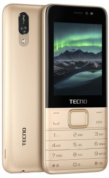 Мобільний телефон Tecno T474 Champagne Gold