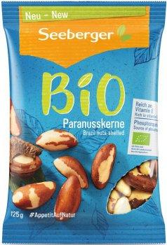 Органічний бразильський горіх Seeberger 125 г (4008258305003)