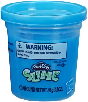 Баночка Slime Hasbro Play-Doh Голубая (E8790_E8804) (271870171)