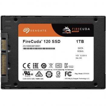 """Накопичувач SSD 2.5"""" 1TB Seagate (ZA1000GM1A001)"""
