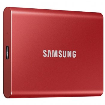 Накопичувач SSD USB 3.2 500GB T7 Samsung (MU-PC500R/WW)