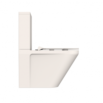 Унитаз-компакт DEVIT Up безободковый с сиденьем Soft Close Quick-Fix дюропласт (3010120)