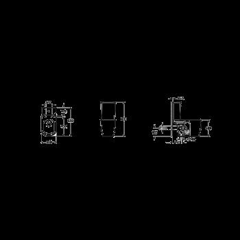 Унітаз-компакт DEVIT Afina з сидінням Soft Close дюропластів (3010150)
