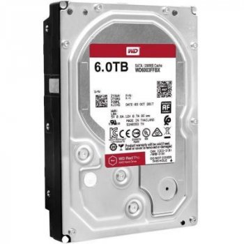 """Жорсткий диск 3.5"""" 6TB WD (WD6003FFBX)"""
